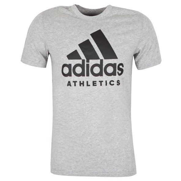 adidas Sport ID Men's T-Shirt, Grey