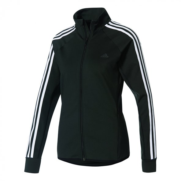 adidas Designed 2 Move Women's Track Top, Black