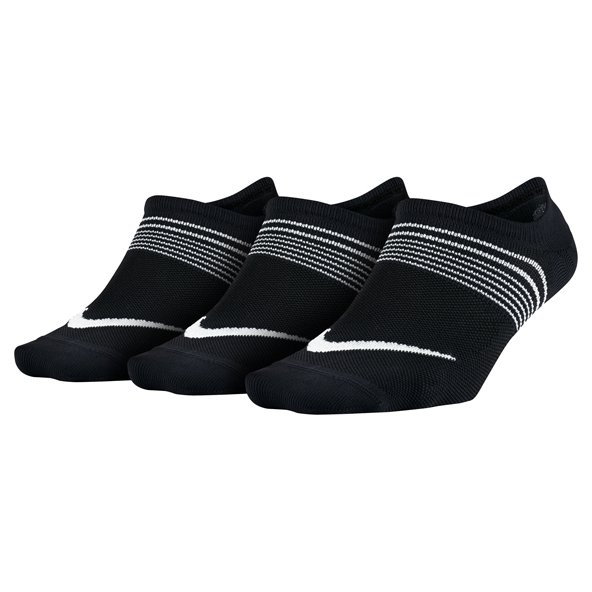 Nike Lightweight Footie Women's Sock, Black