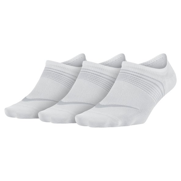 Nike Lightweight Footie Women's Sock, White