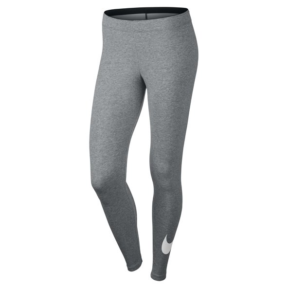 Nike Cub Logo2 Wmn Run Leggings Grey/Htr