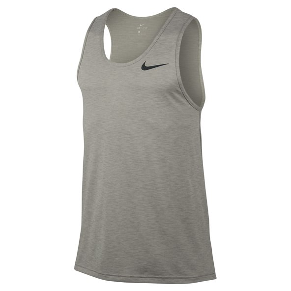 Nike Breathe Men's Training Tank, Grey