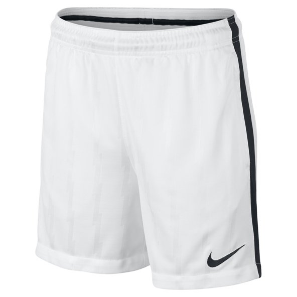 Nike Dry Squad Boys' Football Short, White