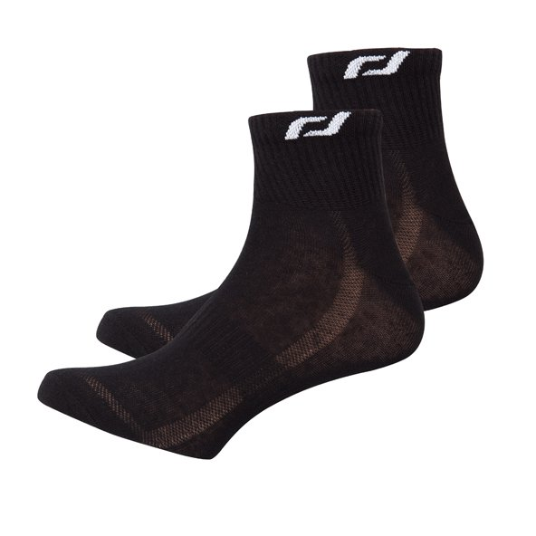 Pro Touch Ljubljana Running Sock - 3 Pack, Black