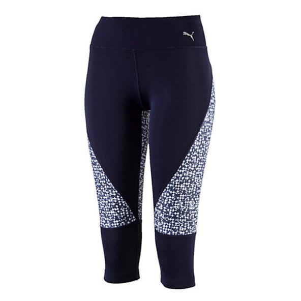 Puma Culture Surf Knee Women's ¾ Tight, Navy