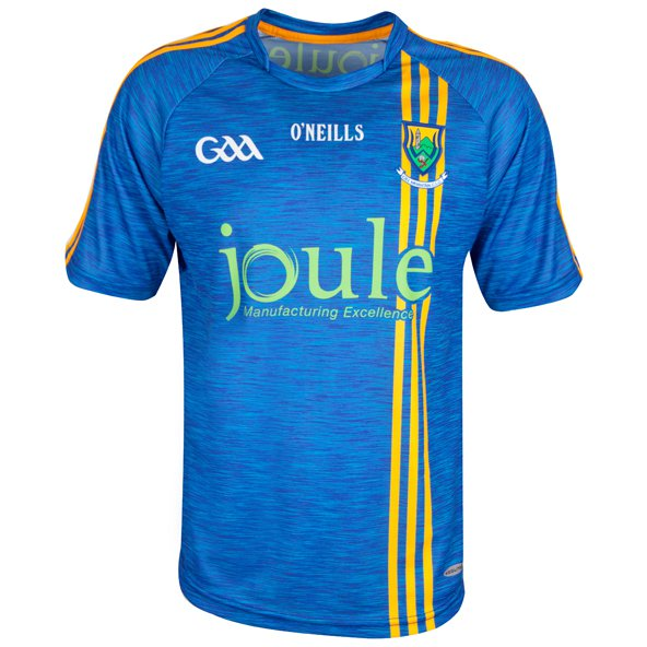 O'Neills Wicklow 2017 Kids' Home Jersey, Blue