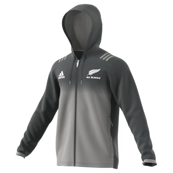 adidas All Blacks 2017 Hoody, Grey
