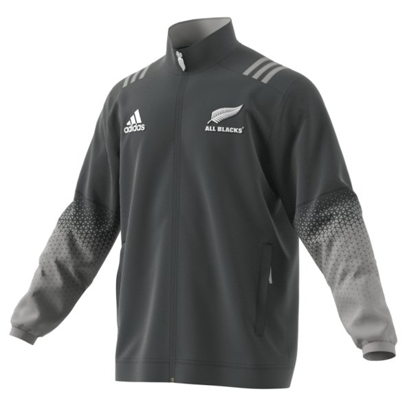 adidas All Blacks 2017 Presentation Jacket, Grey