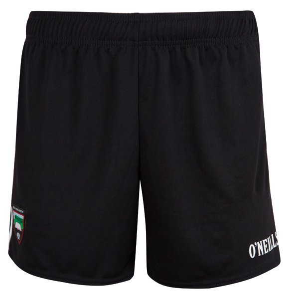 O'Neills Sligo 2016 Kids' Home Short, Black