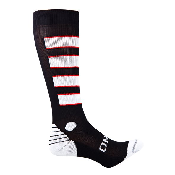 O'Neills Sligo 2017 Kids' Home Sock, Black