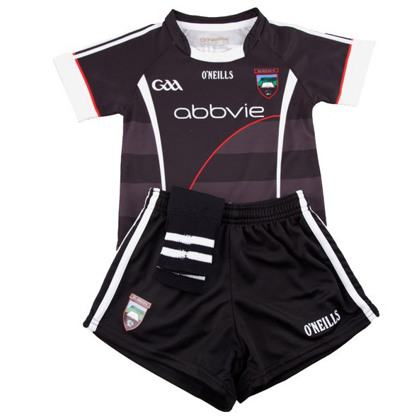 O'Neills Sligo 2017 Kids' Home Kit, Black