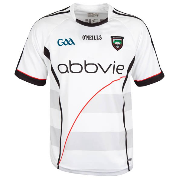 O'Neills Sligo 2017 Kids' Goalkeeper Jersey, White