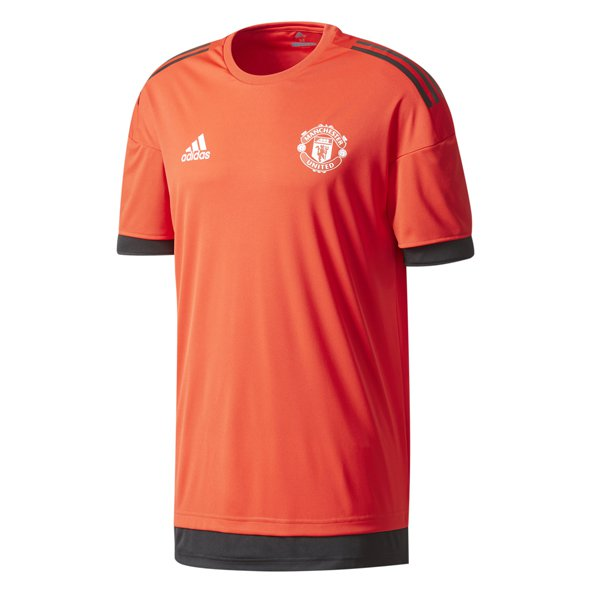 adidas Man Utd 17 EU Training Jersey Red