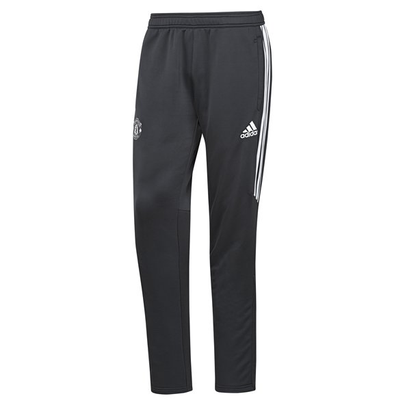 adidas Man United 2017/18 Kids' Training Pant, Grey