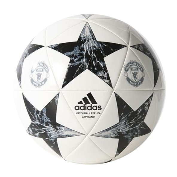 adidas Man Utd 17 Finale Ball White
