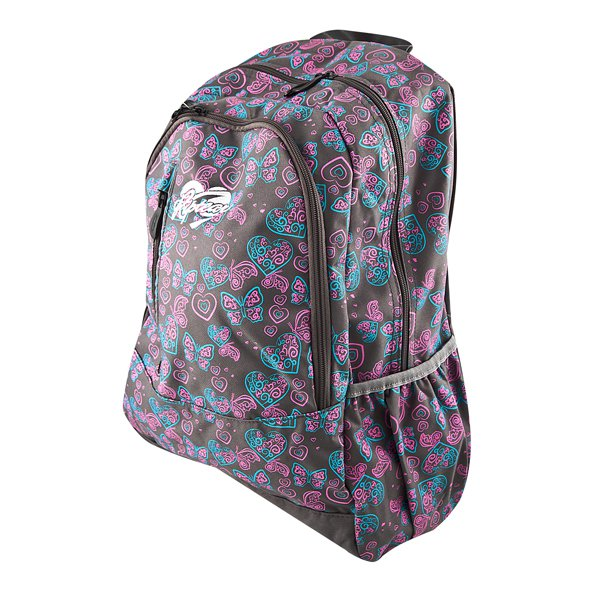 Riptear Butterfly Girls Backpack Charcoa