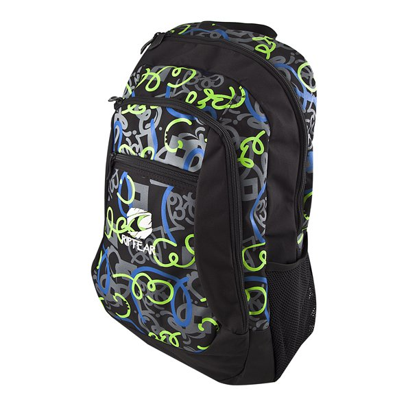 Riptear Swiggle Boys Backpack Blk/Blue