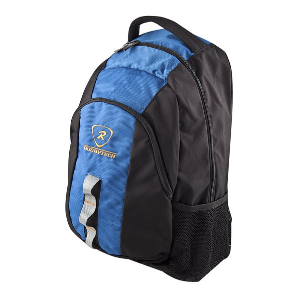 Rugbytech Backpack Black/Blue