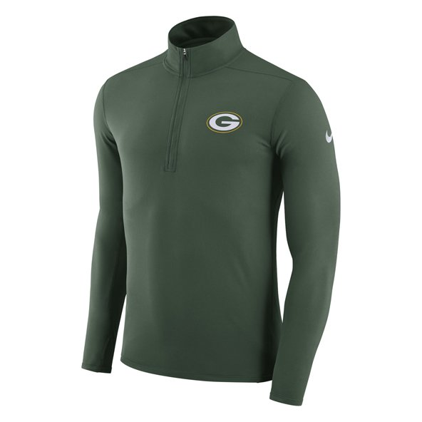 Nike Packers Dry Element Top Green