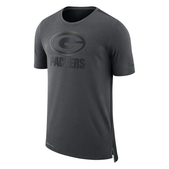 Nike Packers Travel Tee Grey