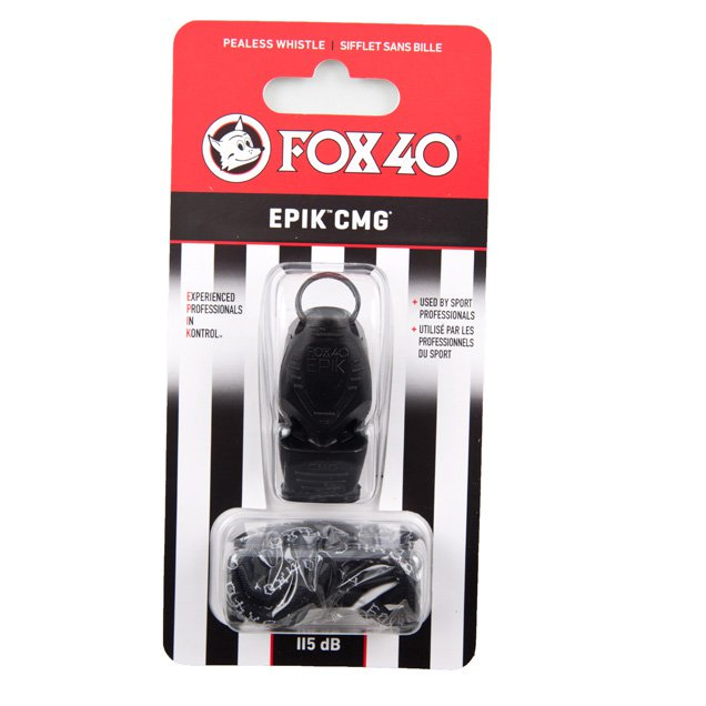 FOX 40 Epik CMG Officials Whistle