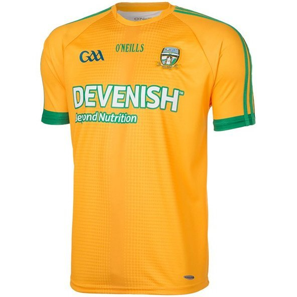 O'Neills Meath 2017 Away Jersey, Yellow