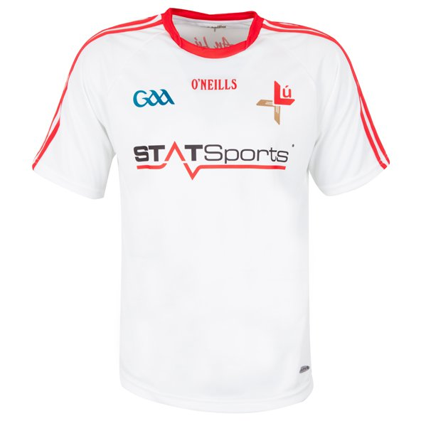 O'Neills Louth Away Jersey 17 White