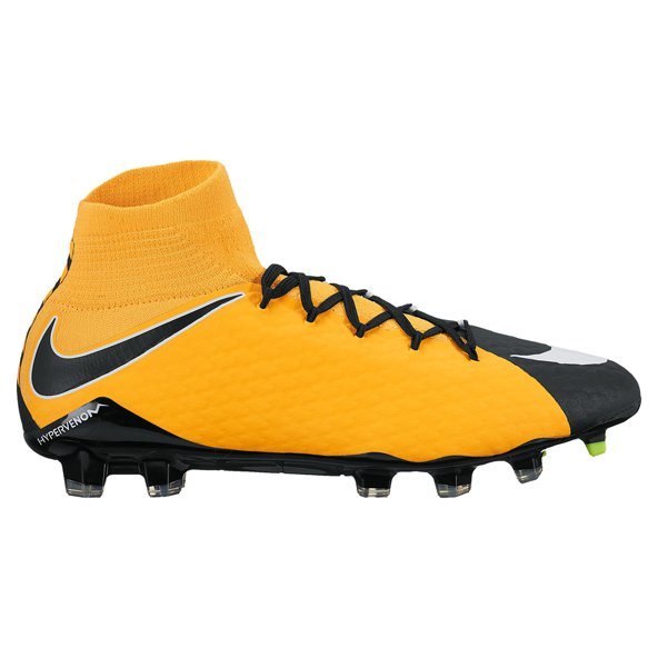 Nike Hypervenom Phatal III DF FG Football Boot, Orange