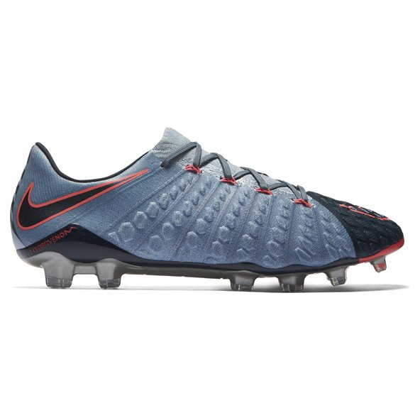 Nike Hypervenom Phantom III FG Football Boot, Blue
