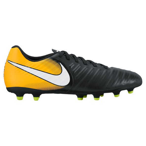 Nike Tiempo Rio IV FG Football Boot, Black