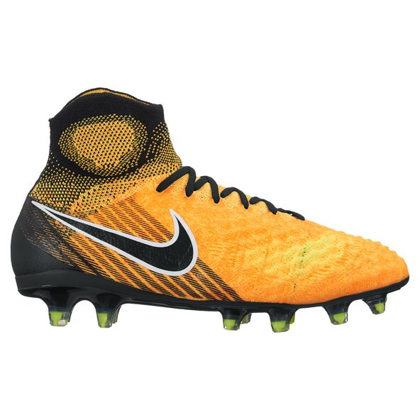 Nike Magista Obra II FG Kids' Football Boot, Orange