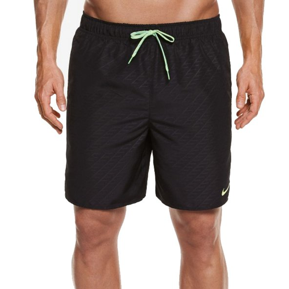 "Nike Core Emboss 7"" Volley Short Black"