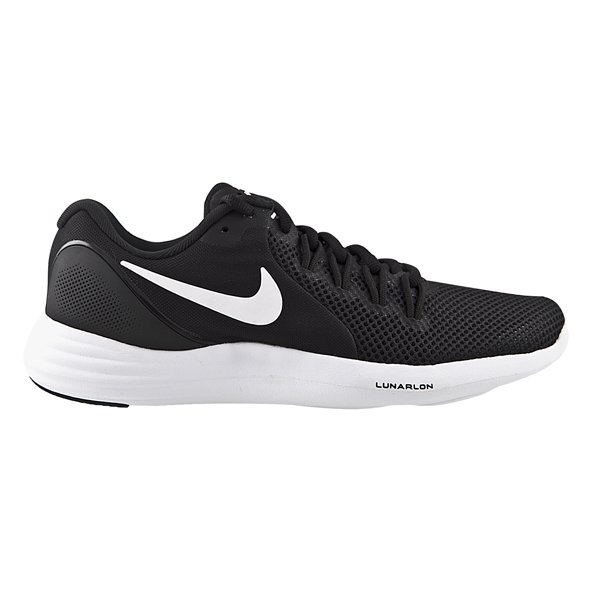 Nike Lunar Apparent Mens Run Black/White