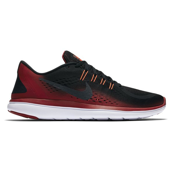 Nike Flex 2017 Rn Mens Run Black/Hemat