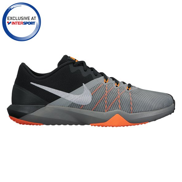 Nike Retaliation Mens Trn Grey/Mtlc
