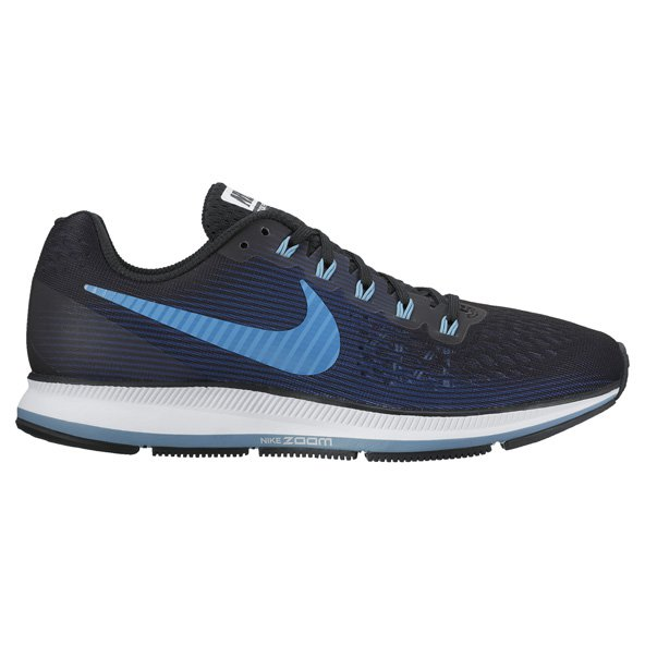 Nike Air Zoom Pegasus 34 S Women's Running Shoe, Black