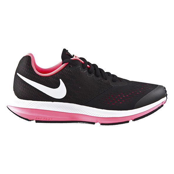Nike Zoom Winflo 4 Girls Run Black/White