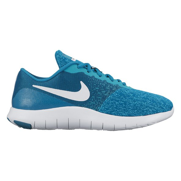 Nike Flex Contact Girls Run Blustery/Wht