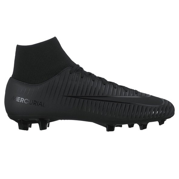 Nike Mercurial Victory VI DF FG Football Boot, Black