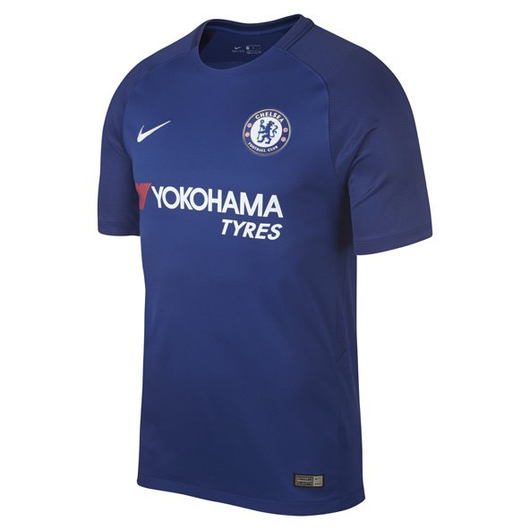 Nike Chelsea 2017/18 Home Jersey, Blue