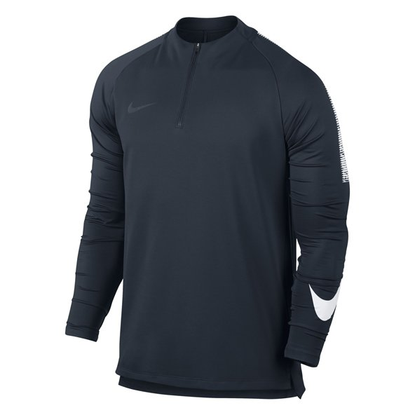 Nike Football Squad Drill Mens Top Navy