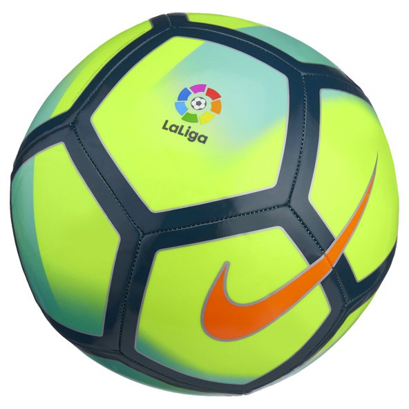Nike La Liga 2017/18 Pitch Football, Green