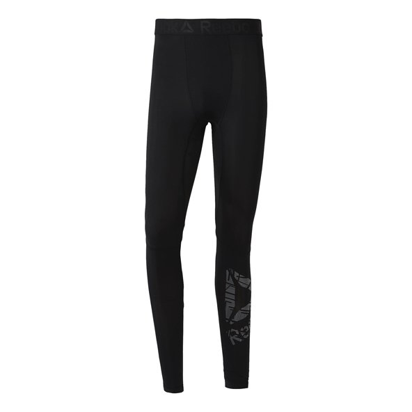 Reebok Workout Compression Men's Tight, Black