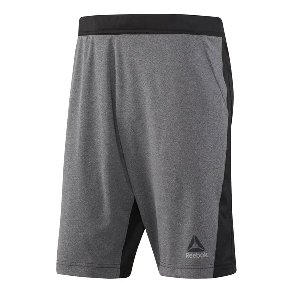 Reebok Speedwick Knit Men's Short, Grey
