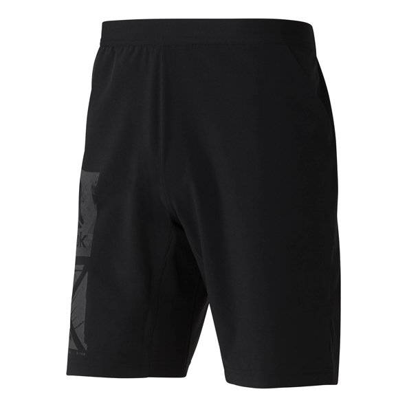 Reebok Graphic Speed Men's Short, Black
