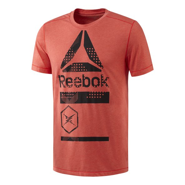 Reebok Speedwick Blend Men's T-Shirt, Red