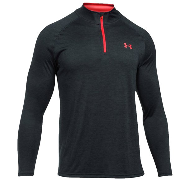 Underarmour Tech 1/4 Z Mens Top Anthr