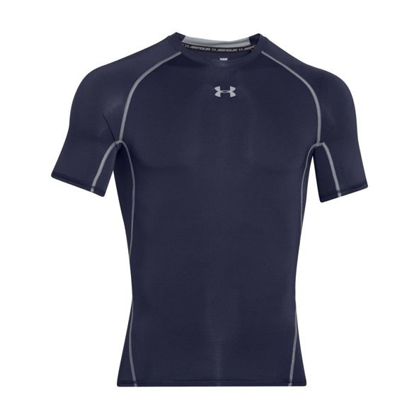 Under Armour® HeatGear® Men's Baselayer, Navy