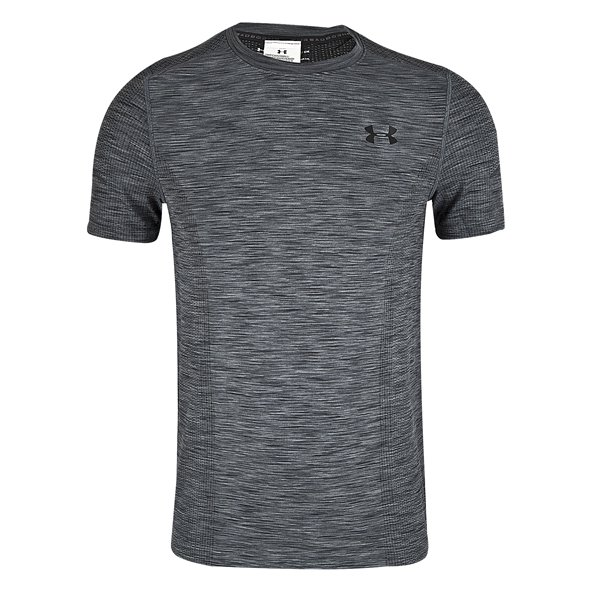 Under Armour® Threadborne Knit Men's T-Shirt, Grey