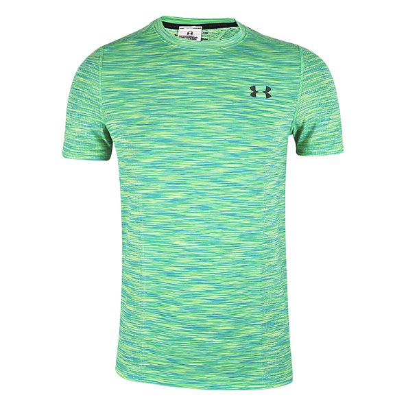 Under Armour® Threadborne Knit Men's T-Shirt, Green
